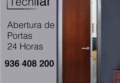 Empresa de abertura e substituição de fechaduras