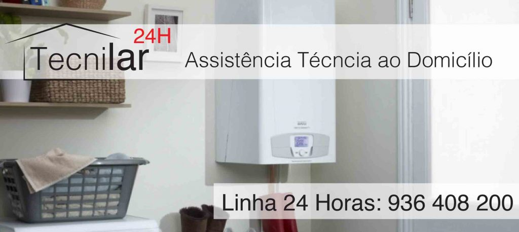Tecnilar - Assistência Caldeiras São Jorge - Guimarães 24 horas