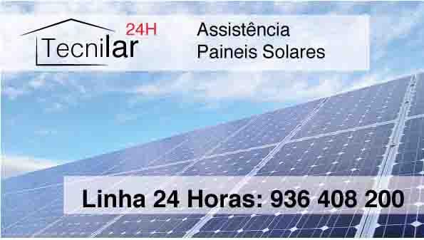 Reparação e manutenção de paineis solares