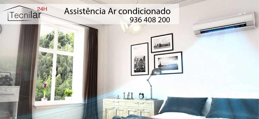 Assistência Ar condicionado Lisboa