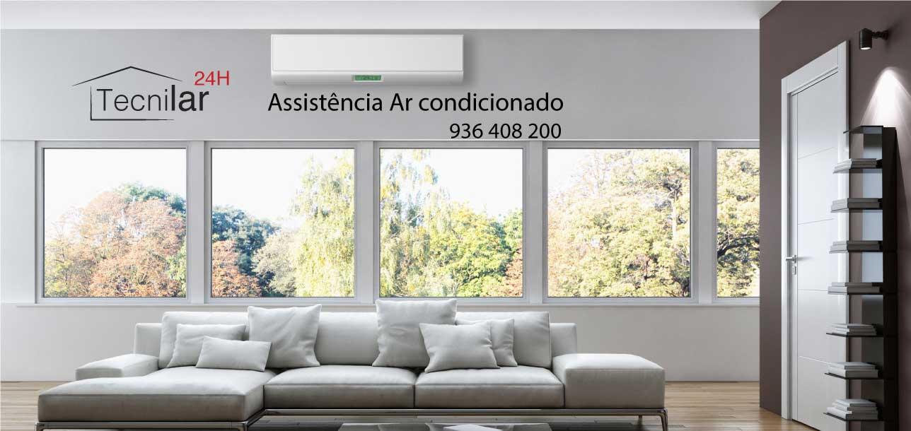 Assistência Ar Condicionados