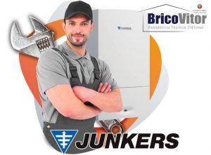 Assistência Caldeiras Junkers Oleiros